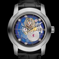 Ремонт часов Blancpain 00222A-1500-53B L-Evolution Carrousel Saphir Volant Une Minute в мастерской на Неглинной