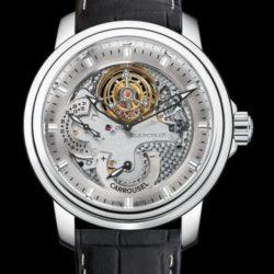 Ремонт часов Blancpain 00225-3434-53 Le Brassus CARROUSEL VOLANT UNE MINUTE в мастерской на Неглинной