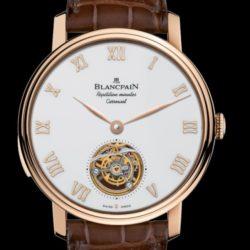 Ремонт часов Blancpain 00232-3631-55B Le Brassus CARROUSEL RÉPÉTITION MINUTES в мастерской на Неглинной