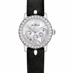 Ремонт часов Blancpain 0063B-1954-63A Villeret Ladybird Ultraplate в мастерской на Неглинной