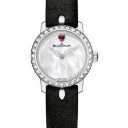 Ремонт часов Blancpain 0063D-1954-63A Villeret Ladybird Ultraplate в мастерской на Неглинной