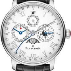 Ремонт часов Blancpain 00888-3431-55B Villeret CALENDRIER CHINOIS TRADITIONNEL в мастерской на Неглинной
