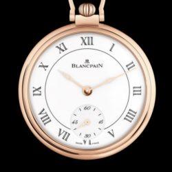 Ремонт часов Blancpain 0151-3631 Villeret Montre De Poche Demi-Savonnette в мастерской на Неглинной