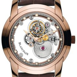 Ремонт часов Blancpain 0222-3634-53B L-Evolution Carrousel Volant в мастерской на Неглинной