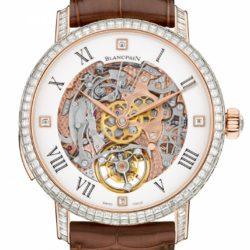 Ремонт часов Blancpain 0233-6232A-55B Le Brassus Carrousel Repetition Minutes в мастерской на Неглинной