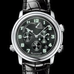 Ремонт часов Blancpain 2041-1130M-53B Leman Reveil GMT в мастерской на Неглинной