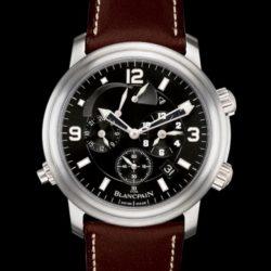 Ремонт часов Blancpain 2041-1230-63B Leman Reveil GMT в мастерской на Неглинной