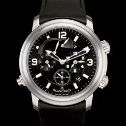 Ремонт часов Blancpain 2041-1230-64B Leman Reveil GMT в мастерской на Неглинной