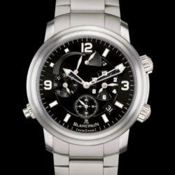 Ремонт часов Blancpain 2041-1230-98B Leman Reveil GMT в мастерской на Неглинной