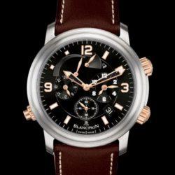 Ремонт часов Blancpain 2041-12A30-63B Leman Reveil GMT в мастерской на Неглинной