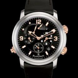 Ремонт часов Blancpain 2041-12A30-64B Leman Reveil GMT в мастерской на Неглинной