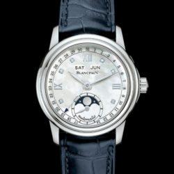 Ремонт часов Blancpain 2360-1191A-55 Women Moon Phase Complete Calendar в мастерской на Неглинной