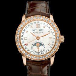 Ремонт часов Blancpain 2360-2991A-55 Women Moon Phase Complete Calendar в мастерской на Неглинной