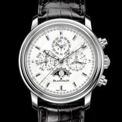 Ремонт часов Blancpain 2685F-1127-53B Leman Chronographe Flyback Quantieme Perpetuel в мастерской на Неглинной
