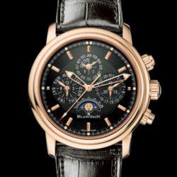 Ремонт часов Blancpain 2685F-3630-53B Leman Chronographe Flyback Quantieme Perpetuel в мастерской на Неглинной