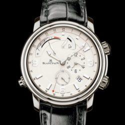 Ремонт часов Blancpain 2841-1542-53B Leman Reveil GMT в мастерской на Неглинной