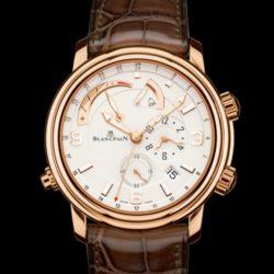 Ремонт часов Blancpain 2841-3642-53B Leman Reveil GMT в мастерской на Неглинной