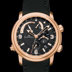 Ремонт часов Blancpain 2841-36B30-64B Leman GMT Alarm в мастерской на Неглинной