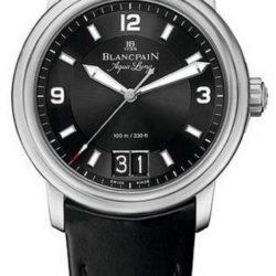 Ремонт часов Blancpain 2850B-1130A-64B Leman Leman Ultra-Slim Grande Date Aqua Lung в мастерской на Неглинной