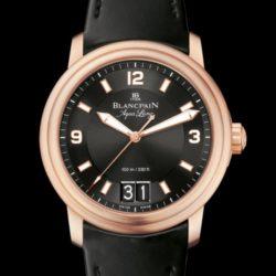 Ремонт часов Blancpain 2850B-3630A-64B Leman Ultra-Slim Grande Date Aqua Lung в мастерской на Неглинной