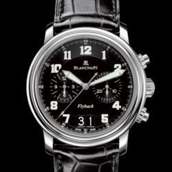 Ремонт часов Blancpain 2885F-1130-53B Leman Flyback Chronograph Grande Date в мастерской на Неглинной