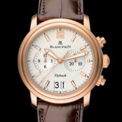 Ремонт часов Blancpain 2885F-36B42-53B Leman Chronographe Flyback Grande Date в мастерской на Неглинной