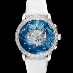 Ремонт часов Blancpain 3185F-4554L64B Women Flyback Chronograph в мастерской на Неглинной