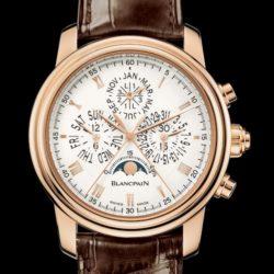 Ремонт часов Blancpain 4286P-3642-55B Le Brassus Le Brassus Perpetual Calendar Split-Second Flyback Chronograph в мастерской на Неглинной