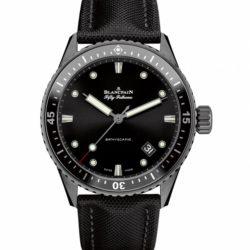 Ремонт часов Blancpain 5000-0130-B52 A Villeret Bathyscaphe в мастерской на Неглинной