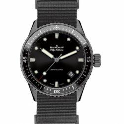 Ремонт часов Blancpain 5000-0130-NAB A Villeret Bathyscaphe в мастерской на Неглинной