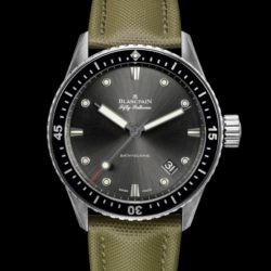 Ремонт часов Blancpain 5000-1110-K52A Fifty Fathoms 'Fifty Fathoms' Bathyscaphe в мастерской на Неглинной