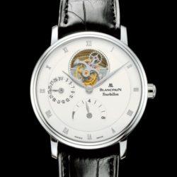 Ремонт часов Blancpain 6025-1542-55B Villeret Tourbillon 8 Jours в мастерской на Неглинной