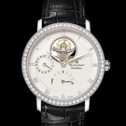 Ремонт часов Blancpain 6025-1942-55B Villeret Tourbillon 8 Jours в мастерской на Неглинной