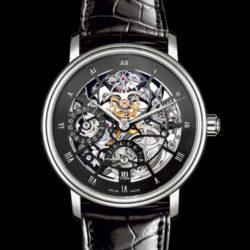 Ремонт часов Blancpain 6025AS-3430-55 Villeret Tourbillon Squelette 8 Jours в мастерской на Неглинной