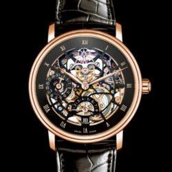 Ремонт часов Blancpain 6025AS-3630-55 Villeret Tourbillon Squelette 8 Jours в мастерской на Неглинной