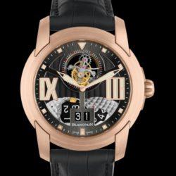 Ремонт часов Blancpain 8822-36B30-53B L-Evolution Tourbillon Grande Date Reserve de Marche в мастерской на Неглинной