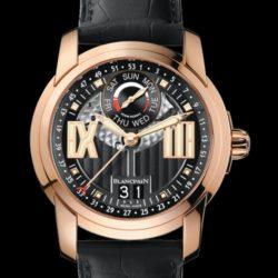 Ремонт часов Blancpain 8837-3630-53B L-Evolution Semainier Grande Date 8 Jours в мастерской на Неглинной