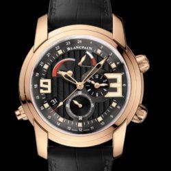Ремонт часов Blancpain 8841-3630-53B L-Evolution Reveil GMT - Alarm в мастерской на Неглинной
