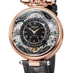 Ремонт часов Bovet ACQPR003 Fleurier Virtuoso VII в мастерской на Неглинной