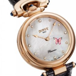 Ремонт часов Bovet AF39003-LTXX Pink Butterfly Fleurier Amadeo Ladies Touch в мастерской на Неглинной