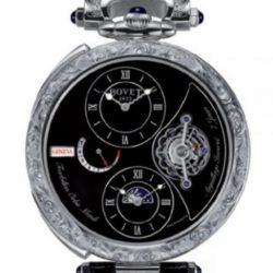 Ремонт часов Bovet AIOM006-G12346 Grandes complication Fleurier 46 7-Day Tourbillon Orbis Mundi в мастерской на Неглинной