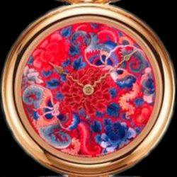Ремонт часов Bovet Bovet Chinese Chrysanthemum The Art of Bovet Flowers в мастерской на Неглинной