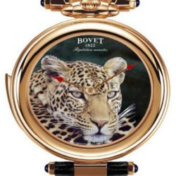Ремонт часов Bovet Bovet Leopard The Art of Bovet Animals в мастерской на Неглинной