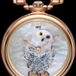 Ремонт часов Bovet Bovet Owl The Art of Bovet Animals в мастерской на Неглинной