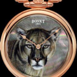 Ремонт часов Bovet Bovet Puma The Art of Bovet Animals в мастерской на Неглинной