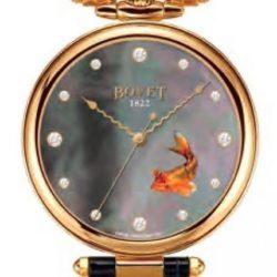 Ремонт часов Bovet H32RA005-SD2-LT02 Chateau De Motiers Goldfish в мастерской на Неглинной