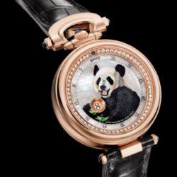 Ремонт часов Bovet Jumping Hours Panda The Art of Bovet Art в мастерской на Неглинной