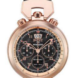 Ремонт часов Bovet SP0362 Sportster Saguaro Chronograph Meteorite Limited Edition в мастерской на Неглинной