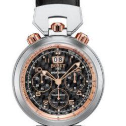 Ремонт часов Bovet SP0364-R5N-Carbon Sportster Saguaro Chronograph-Carbon в мастерской на Неглинной