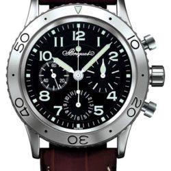 Ремонт часов Breguet 3800ST/92/9W6 Type XX/Type XXI 3800 Type XX Aeronavale Flyback Chronograph в мастерской на Неглинной
